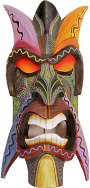 Diablitos mask